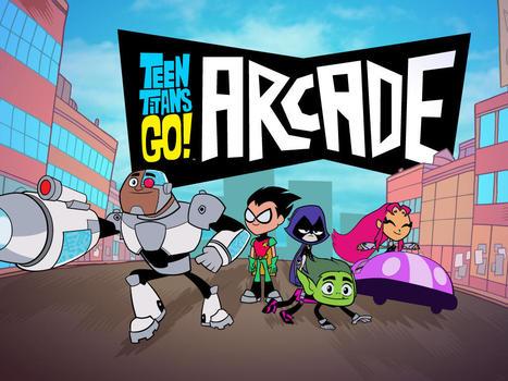 Teen Titans Pc Game 30