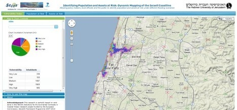 Israel Under Water in Google Maps | Geospatial Industry | Scoop.it