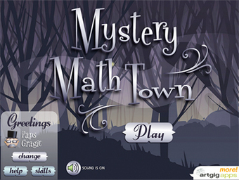 Mystery Math Town | Apps for Early Years | Scoop.it
