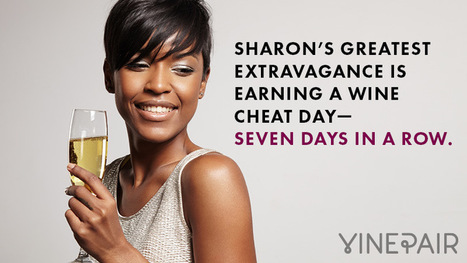 Meet Sharon - The Iconic Wine Mom We All Aspire To Be | Vitabella Wine Daily Gossip | Scoop.it