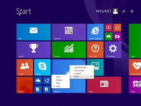 Download: Windows 8.1 Update 1 Build Leaked On The Web, Includes All Leaked Features | Nokia, Symbian and WP 8 | Scoop.it