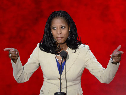 """GOP Star Mia Love Fires Back at """"Anchor Baby"""" Story 