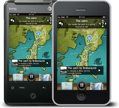 Locatify   Location based learning and mobile games   Scoop.it