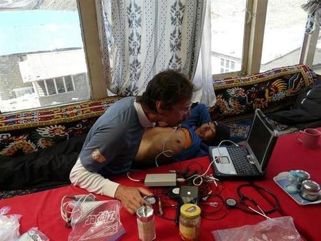 Savoie | Avec la télémédecine, ils ont sauvé des vies | montagne | Scoop.it