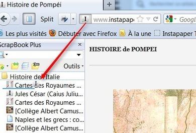 Tutoriel : à partir d'une sélection de pages web, créer instantanément un ebook epub ou pdf | Web2.0 et langues | Scoop.it