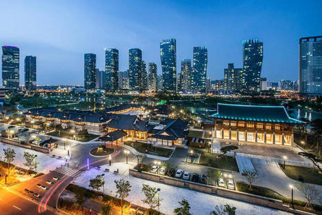 Inside Songdo, The City Designed From Scratch To Be Sustainable | Eco Village | Scoop.it