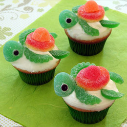 Squirt Happy Turtlecakes | Food | Disney Baking Recipes | Scoop.it