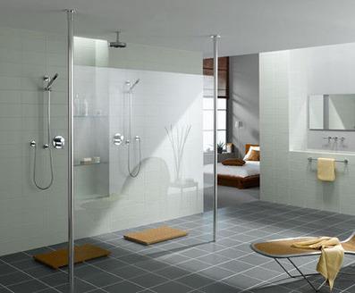 Bathroom Design Ideas Walk In Shower corner showers for small bathrooms | bathroom d