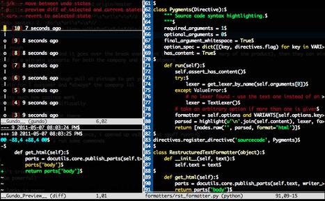 John Anderson: Turning Vim into a modern Python