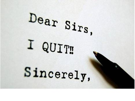 Don't be the reason people quit | Whole Brain Leadership | Scoop.it