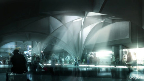 Interview with Eric de Broche des Combes from Luxigon   Architectural renderings and digital architecture   Scoop.it