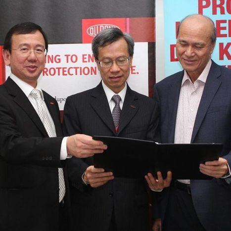DuPont NIOSH signed Memorandum of Agreement | DuPont ASEAN | Scoop.it