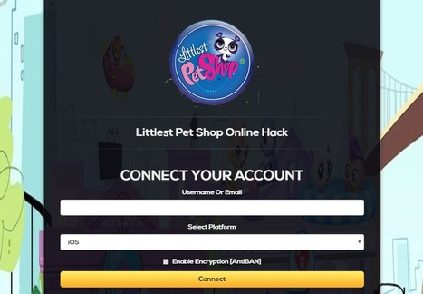 Littlest Pet Shop Online Hack and Cheats - AIFG
