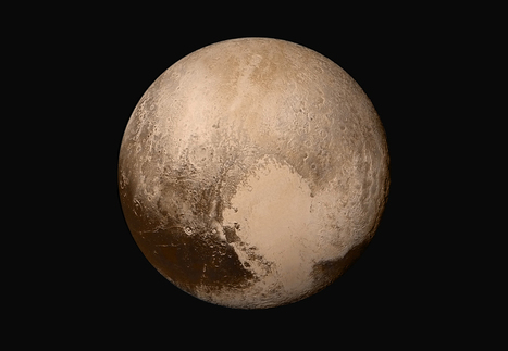 It Took 15 Months, but all of New Horizons' Data Has Finally Been Downloaded - Universe Today | Tudo o resto | Scoop.it