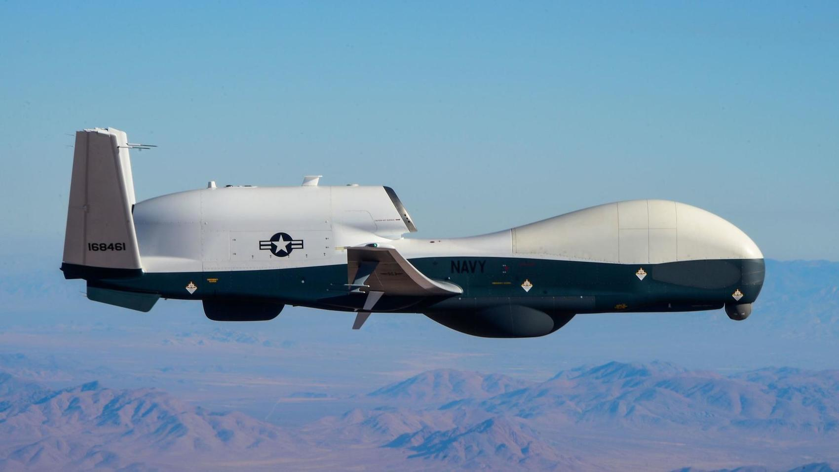 New Northrop Grumman Drones To Begin Taking Ove Ir Receiver And Remote Learnparallaxcom