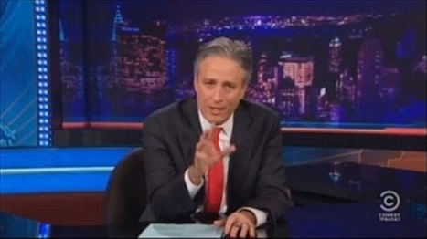 Jon Stewart mocks Mitch McConnell's warning to Democrats: Someday you will want to be obstructionist a*sholes | Daily Crew | Scoop.it