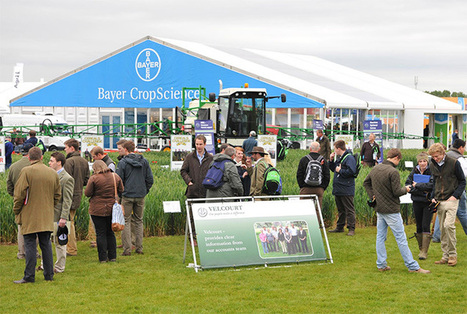 BBSRC mention: Crop innovations take centre stage at Cereals 2014 | BBSRC News Coverage | Scoop.it