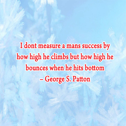 George S. Patton : Success - TheQuotes.Net – Motivational Quotes | Fresh Connect | Scoop.it