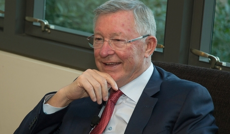 Five Lessons in Leadership from Manchester United's Former Manager | Quality and leadership | Scoop.it
