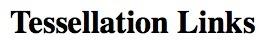Math Forum: Tessellation Links - Suzanne Alejandre   K-12 Web Resources - Math   Scoop.it
