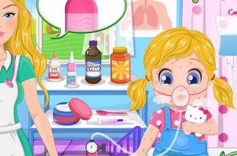 Bebek Barbi Oyunları Barbieprensesoyunla