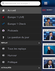 Lagardère Publicité lance Europe 1 Check, la 1ère application Radio de second écran | RadioActu | Radio 2.0 (En & Fr) | Scoop.it