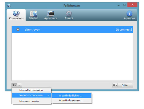 """Découvrez le cours """"Créez votre propre serveur VPN avec OPEN VPN"""" sur @OpenClassrooms   Astuces Linux   Scoop.it"""