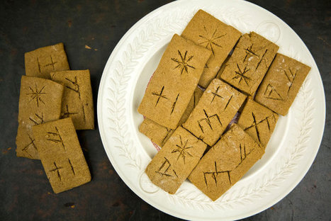 Ah, Finally, Ancient Clay Tablets for Dessert | Creatively Aging | Scoop.it