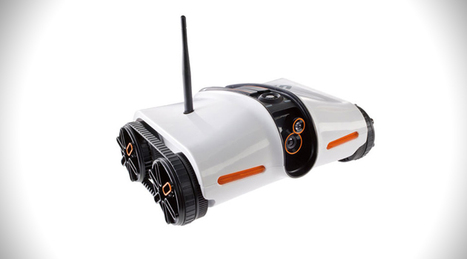 Rover Spy Tank for iOS Devices | Gear and gadgets | Scoop.it