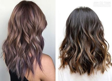 Ongekend De nieuwste haarkleur trend: FOILYAGE - StyleTo... YU-06