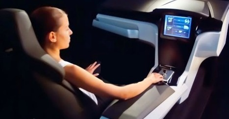 The Future of Car Technology | Internet of Things - Technology focus | Scoop.it