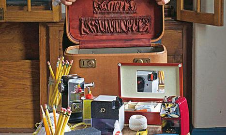 David Rees. lo Zen e l'arte di temperare le matite (a pagamento) - Panorama | autoproduttori | Scoop.it