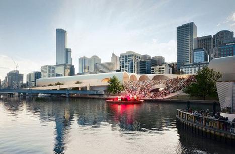 Highly Contextual Proposal For Flinders Street Station Rejuvenation / Herzog And De Meuron - eVolo   Architecture Magazine   ARCHIresource   Scoop.it