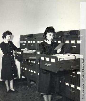 L'Italia al telefono: l'archivio storico Telecom Italia | Rhit Genealogie | Scoop.it