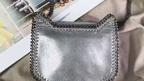 495c4879b6 Stella McCartney Falabella Cat Chains Bag Only In  175