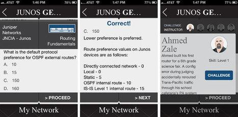 Junos Genius - Juniper Networks | opexxx | Scoop.it