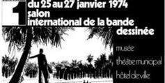Angoulême dans le rétro: 1974 le premier festival | Remue-méninges FLE | Scoop.it