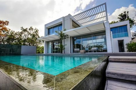 Location Villa Luxe Martinique : pour un séjour 5 étoiles   Voyage Martinique   Scoop.it
