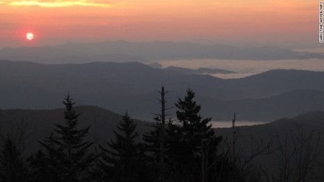Summer in the park: Great Smoky Mountains   Road Tripping   Scoop.it