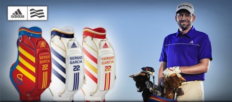 Win a Limited Edition Sergio-inspired adidas Golf Staff Bag! | UK Golf | Scoop.it
