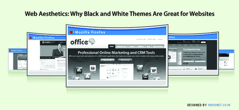 Black & White For Your Next Lawyer Website? | Lawyer Content Marketing Strategies & Tools To Grow Digital Reputation | Scoop.it