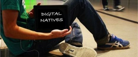 Digital Natives: A tech-savvy generation enters the workplace | Digital Natives | Scoop.it