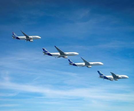 Airbus 2016 orders beat Boeing's | Industrial subcontracting | Scoop.it