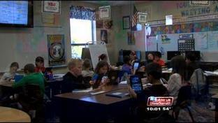 iPad's help boost Speegleville Elementary state test scores - KXXV News Channel 25 | iPads 1-to-1 in the Elementary Classroom | Scoop.it