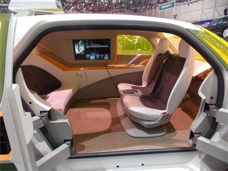 Link & Go, la voiture autonome made in France   nouveauté tice et pédagogie   Scoop.it