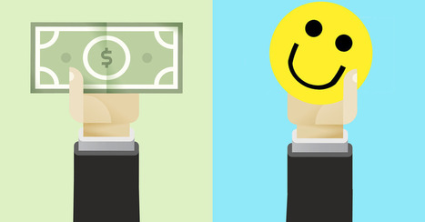Feeling Successful Doesn't Require a Huge Salary, Study Finds | CulturaDigital | Scoop.it