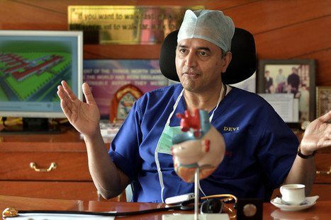 Heart Surgery in India for $1,583 Costs $106,385 in U.S. | Sustain Our Earth | Scoop.it