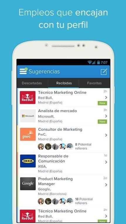 Jobandtalent el notificador de ofertas de empleo ahora en Android ... | Empleo y Orientación Laboral | Scoop.it