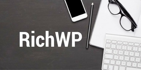 RichWP Relaunch: Three New Themes & Interview with Felix Krusch | Free & Premium WordPress Themes | Scoop.it