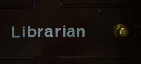 Hidden Figures: Librarians | GradHacker | book publishing | Scoop.it